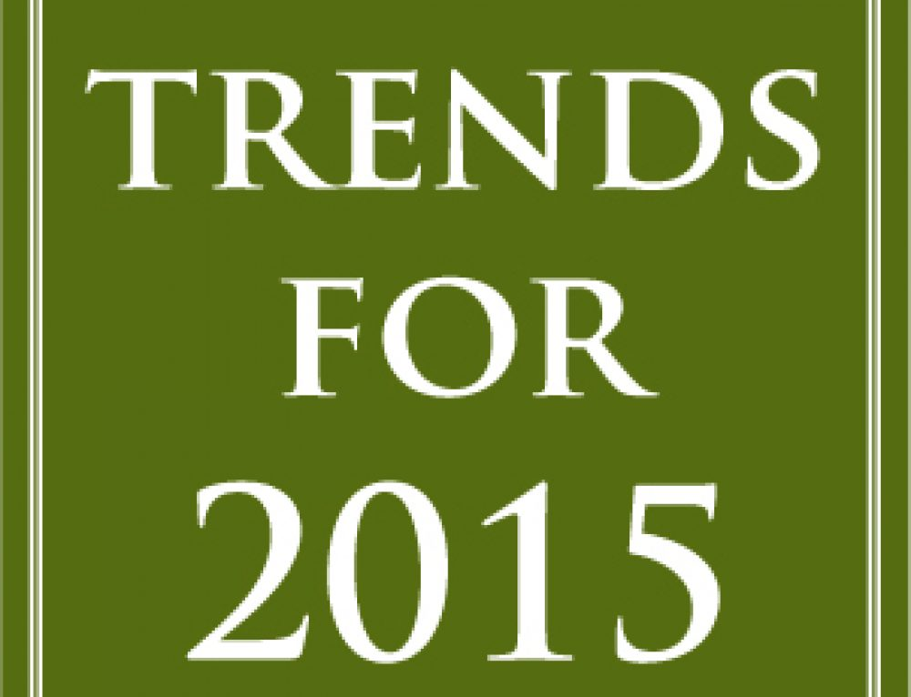 2015 Colour & Trends