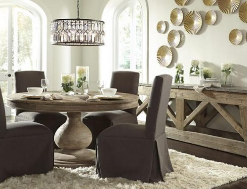Classic Home Artur Round Table