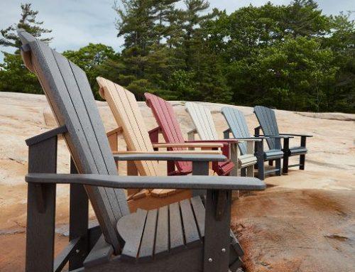 CR Plastics Beach Chair