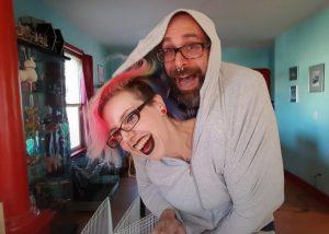 Eddie and Crystal